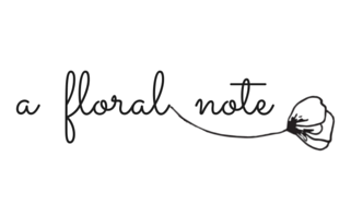 A Floral Note