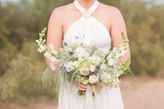 tucson wedding flowers winter