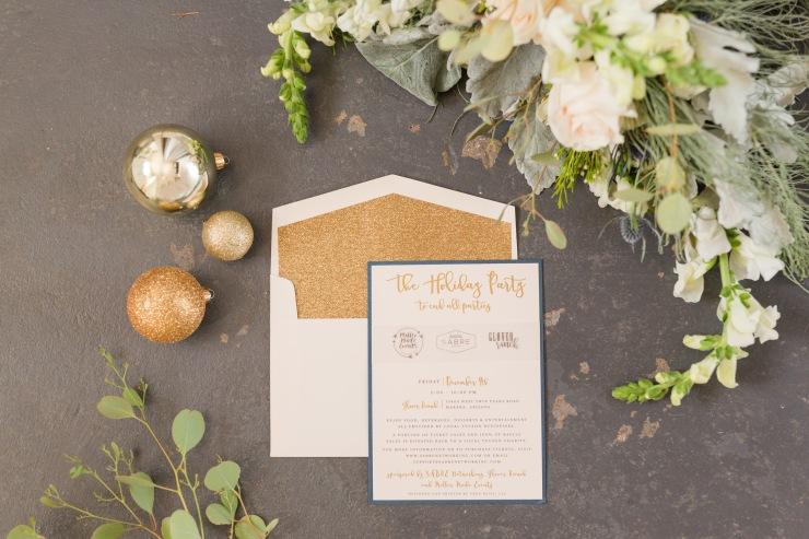 Tucson Arizona wedding stationary and invites