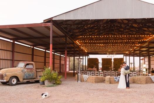Rustic ranch wedding Tucson Arizona