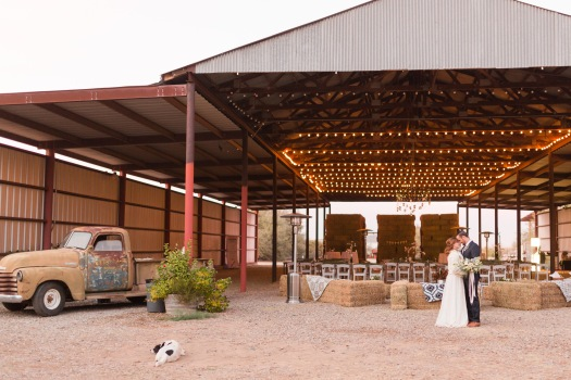 Rustic ranch wedding Tucson Arizona