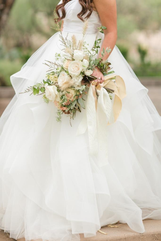 tucson az spring wedding flowers