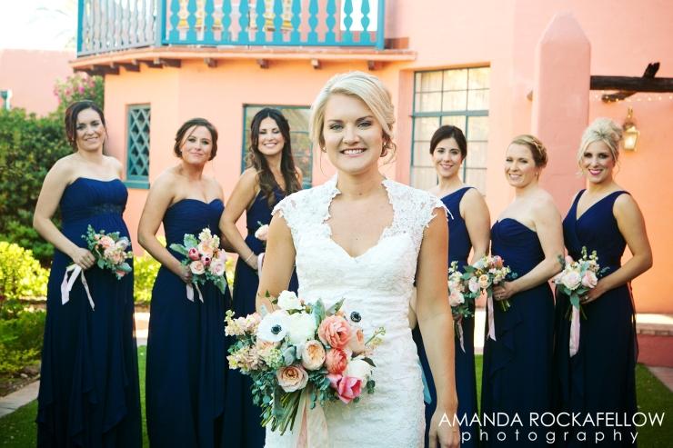Arizona Inn Wedding flowers
