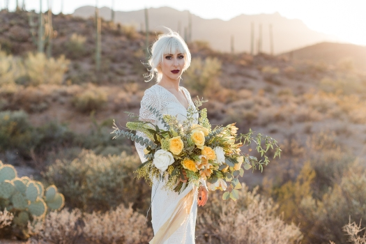 Tucson wedding florist