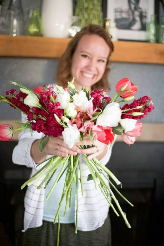 Tucson DIY wedding flowers