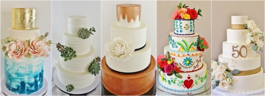 Tucson wedding cakes